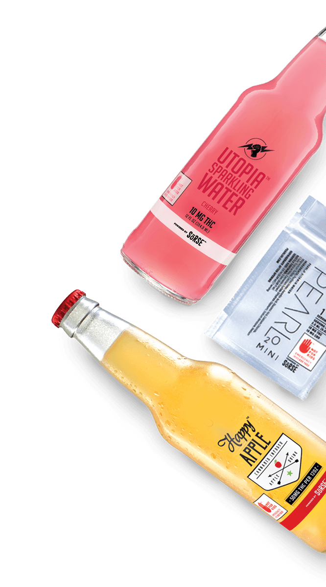 Infused Cannabis Beverages